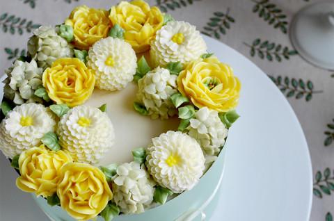 奶油霜VS裱花蛋糕