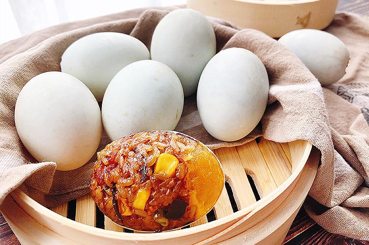 六福糯米蛋+日式照烧鸡腿饭
