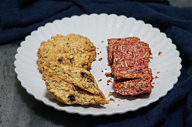 饱腹燕麦低糖饼干