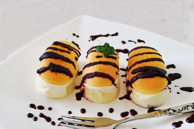 自制酸奶乳酪蛋糕