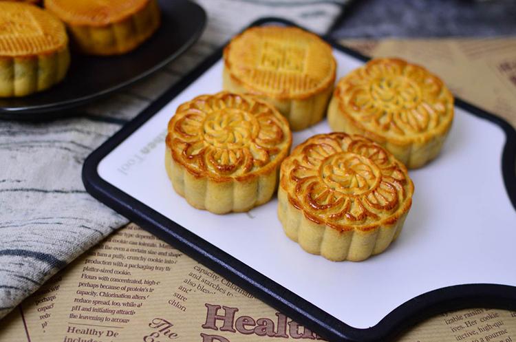 经典广式月饼