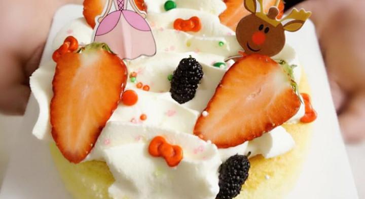 低脂美味酸奶蛋糕