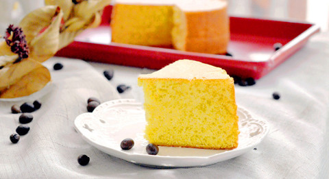 不一样的海绵蛋糕