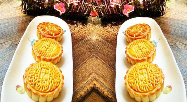 传统月饼(广式面皮)