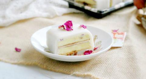 白玉玫瑰卷