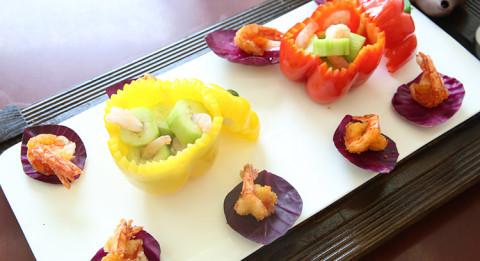海派双味虾