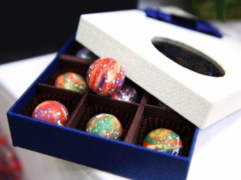 星空巧克力