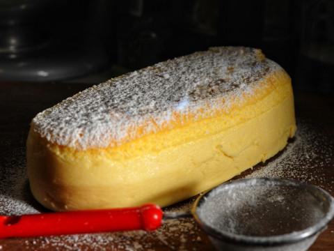 网红半熟乳酪蛋糕
