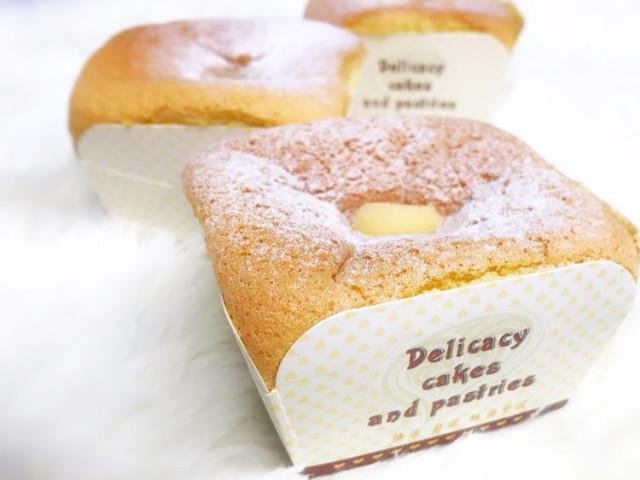 北海道戚风杯子蛋糕