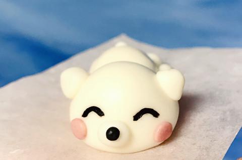 小白熊巧克力汤圆