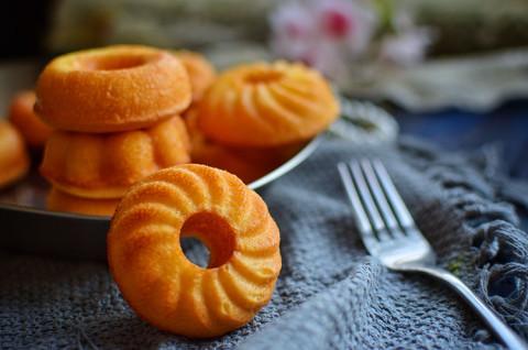 蛋糕甜甜圈
