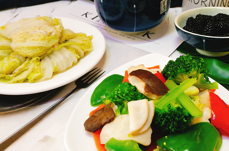 白菜肉卷杂蔬全(升级版)-夏日减脂