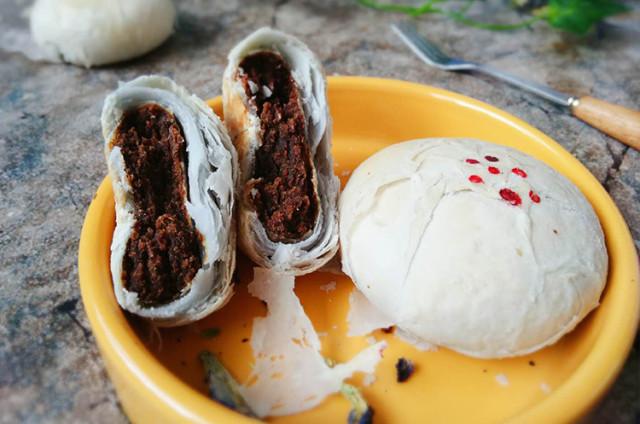 蝶豆花红豆酥(两款)