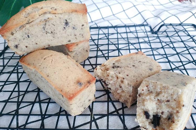 台式麻薯包与奥利奥布丁蛋糕