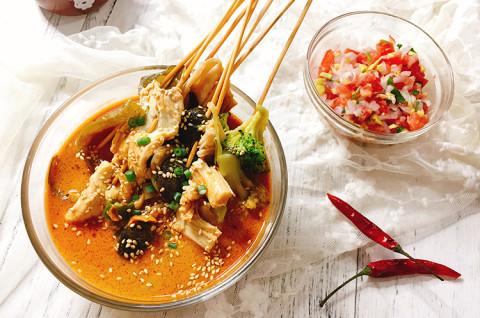 川味钵钵鸡&墨式果酱