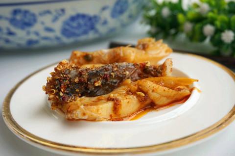 重庆江湖菜的鼻祖 来凤鱼