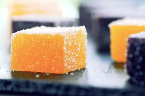 蓝莓百香果&柠檬甜杏软糖