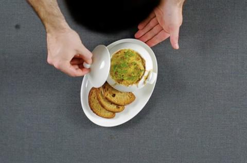 法式料理 洋葱汤