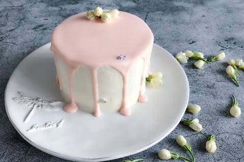 桃香茉莉蛋糕
