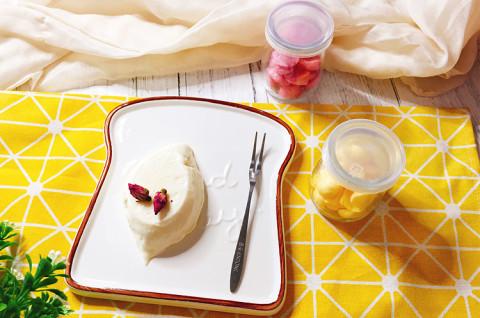 双味溶豆&低糖奶糕