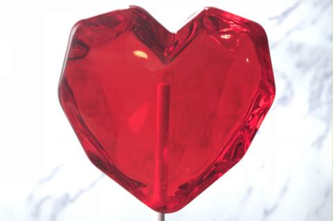 爱心巧克力糖果系列