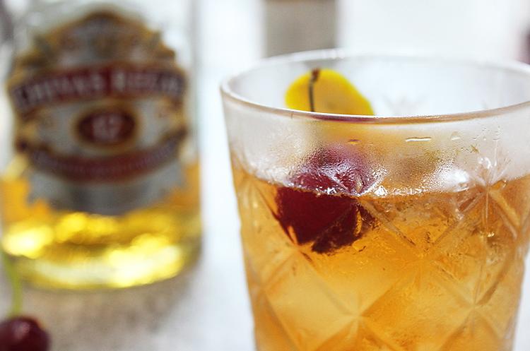 鸡尾酒:Old fashioned+尼格罗尼+薄荷朱丽普