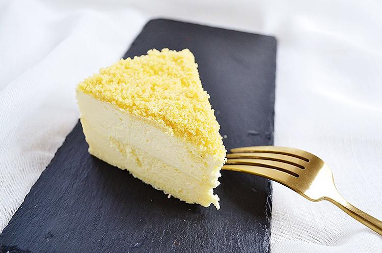 半熟芝士双层乳酪蛋糕