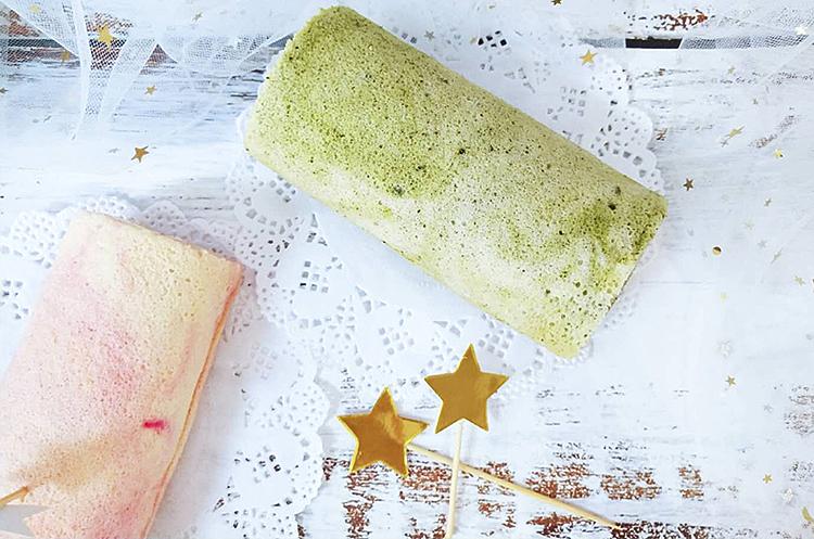 梦幻系蛋糕卷