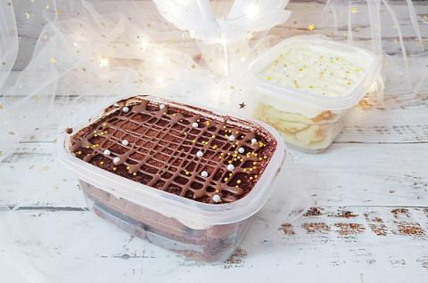 脏脏盒子蛋糕vs天使盒子蛋糕