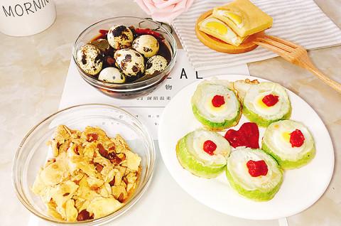 鹌鹑蛋&鸡蛋的4种营养做法(4)