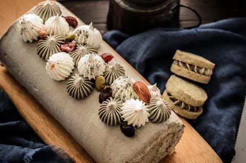 健康黑芝麻系列甜品