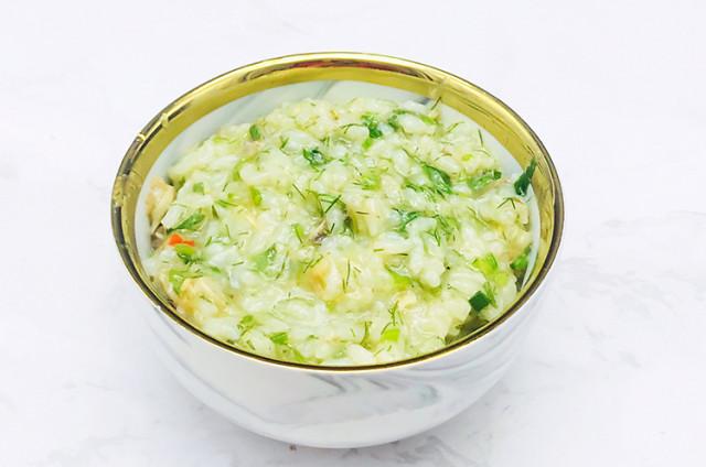 佤族特色菜-鸡肉烂饭