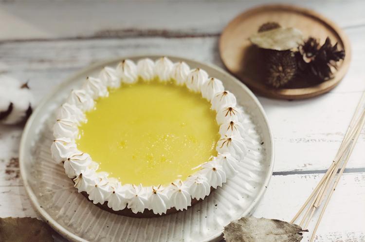 经典法式柠檬挞