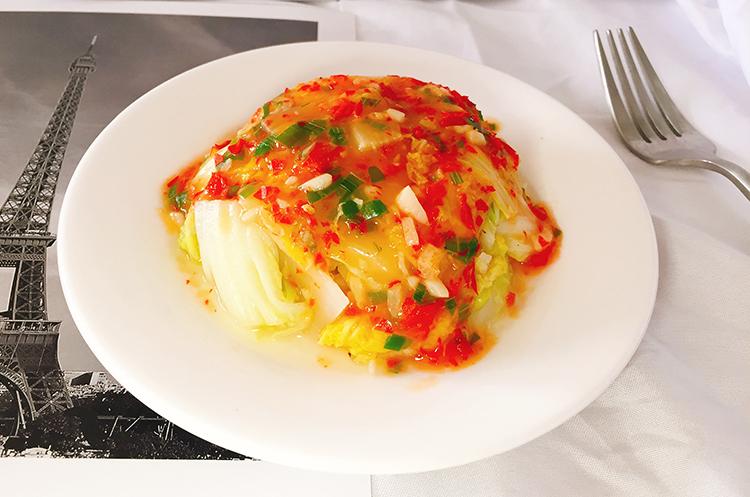 白菜的3种营养做法(1)