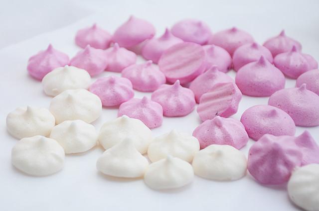 红心火龙果&酸奶溶豆