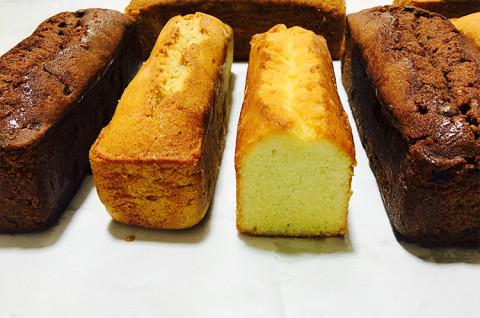 暖秋磅蛋糕