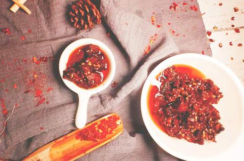 香菇酱&牛肉酱