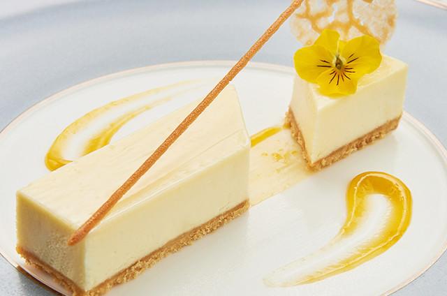 Cheese cake-盘式