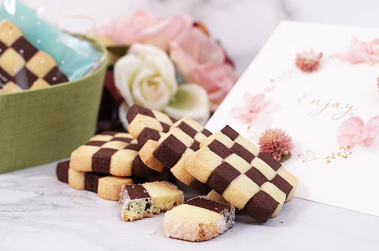 基础法点1:荷式双色饼干&基本烘焙食材介绍