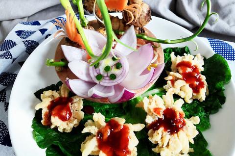 湘系菜—菊花鱼