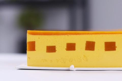 法兰西情人—芒果慕斯蛋糕