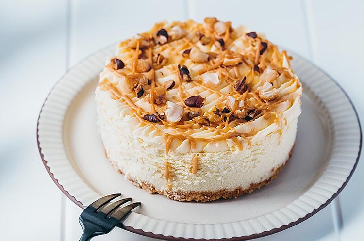 香蕉太妃焦糖芝士蛋糕