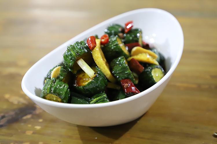 【凉菜】开胃泡黄瓜