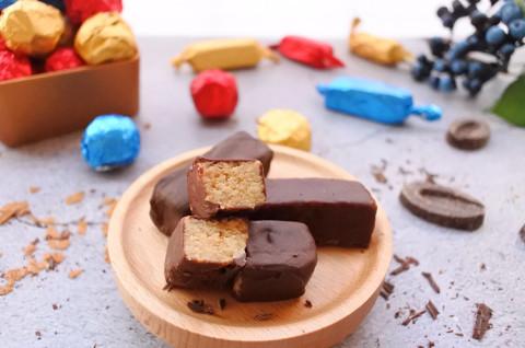 巧克力酥心糖