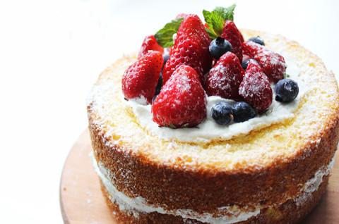 维多利亚蛋糕