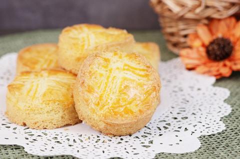 基础法点2:香草维也纳&布列塔尼酥饼
