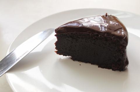 黑啤酒重巧克力蛋糕