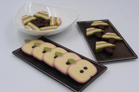 两种创意小饼干