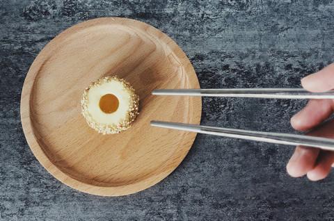法式慕斯寿司卷