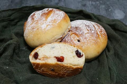 波兰种蔓越莓面包